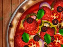 Пицца как настоящая