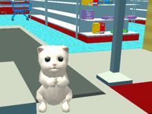 Симулятор котёнка