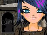 Девушка-панк