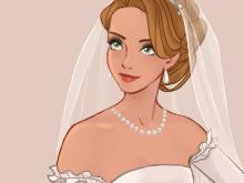 Конструктор свадебного платья